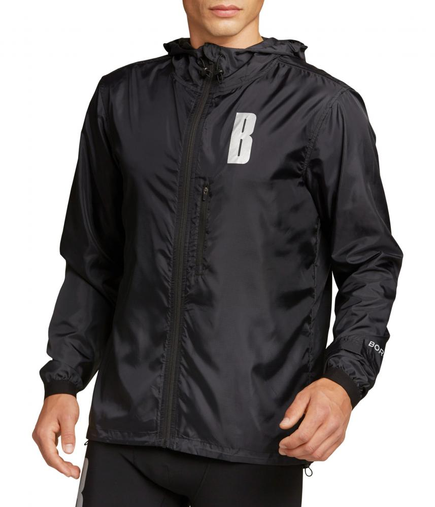 BUNDA BJÖRN BORG JACKET M NIGHT