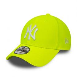 ŠILTOVKA NEW ERA LEAGUE ESSENTIAL NEON PACK 9FORTY NEW YORK YANKEES NEY ZLTÁ
