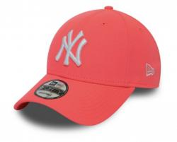 ŠILTOVKA NEW ERA LEAGUE ESSENTIAL NEON PACK 9FORTY NEW YORK YANKEES NEP RUŽOVÁ