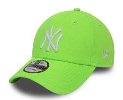 ŠILTOVKA NEW ERA LEAGUE ESSENTIAL NEON PACK 9FORTY NEW YORK YANKEES NEP ZELENÁ