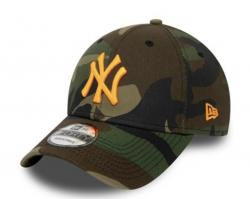 ŠILTOVKA NEW ERA CAMO ESSENTIAL 9FORTY NEW YORK YANKEES WDC ZELENÁ KAMUFLÁŽ