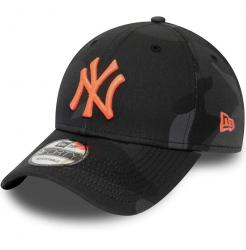 ŠILTOVKA NEW ERA CAMO ESSENTIAL 9FORTY NEW YORK YANKEES MNC SIVÁ KAMUFLÁŽ