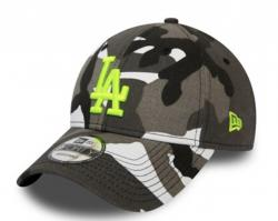 ŠILTOVKA NEW ERA CAMO ESSENTIAL 9FORTY LOS ANGELES DODGERS URC KAMUFLÁŽ